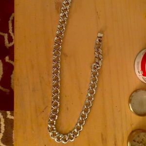 925SILVER Thick Cuban Link Chain